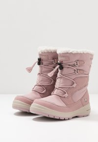 Viking - HASLUM GTX - Winter boots - dusty pink - 3