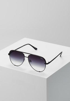 HIGH KEY MINI - Gafas de sol - black