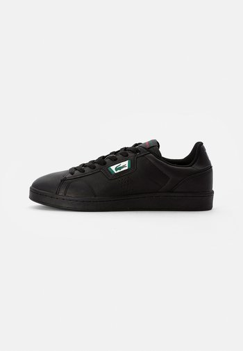 MASTERS CLASSIC - Sneakers basse - blk/blk