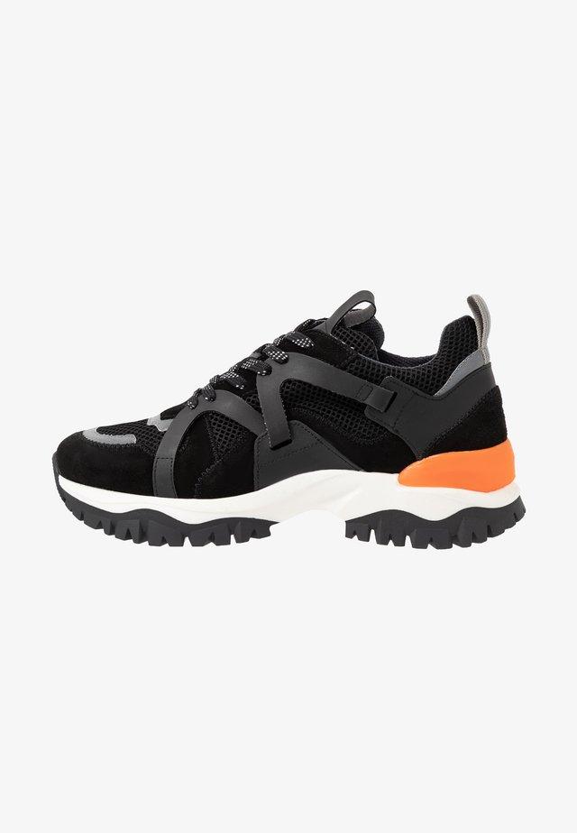 SLHADAM  - Sneakers laag - black