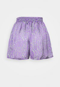 The Ragged Priest - ROOTS - Shortsit - purple/lime - 1