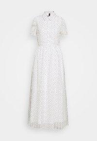 YAS - YASMOERKI ANKLE DRESS - Maxikleid - white - 3