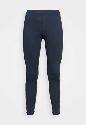 LEGGINGS MARIE - Punčochy - peacoat blue