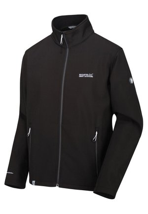 CERA  - Soft shell jacket - black