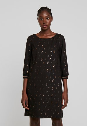 Day dress - black/gold