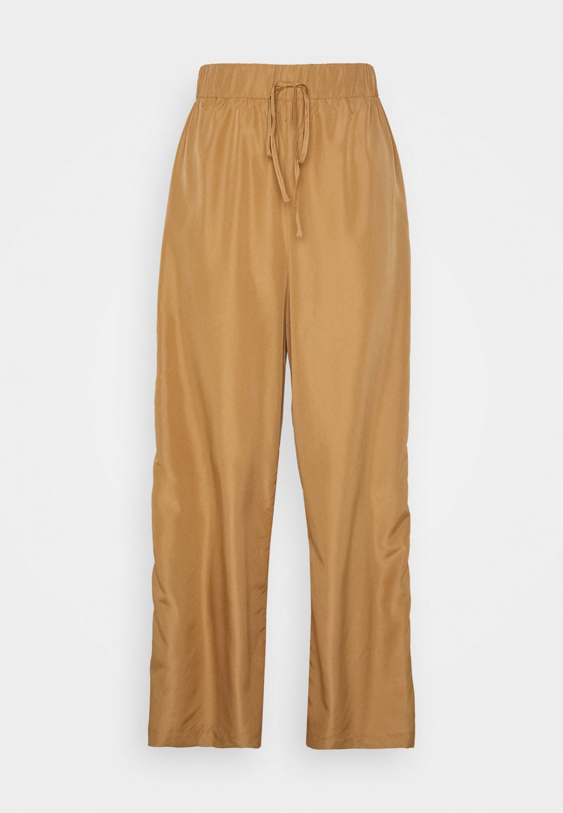 Sixth June - WIDE PANTS - Trousers - camel