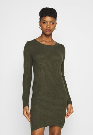JDYALICE DRESS - Jumper dress - deep depths