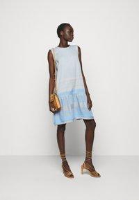 CECILIE copenhagen - DRESS  - Denní šaty - blue - 1