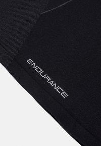 Endurance - LINSLADE RUNNING NECK GAITOR UNISEX - Hals- og hodeplagg - black - 4