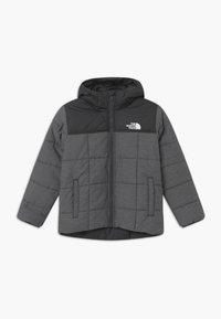 The North Face - REVERSIBLE PERRITO UNISEX - Zimní bunda - medium grey heather - 0