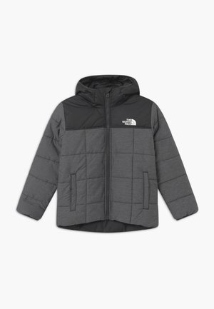 REVERSIBLE PERRITO UNISEX - Winter jacket - medium grey heather