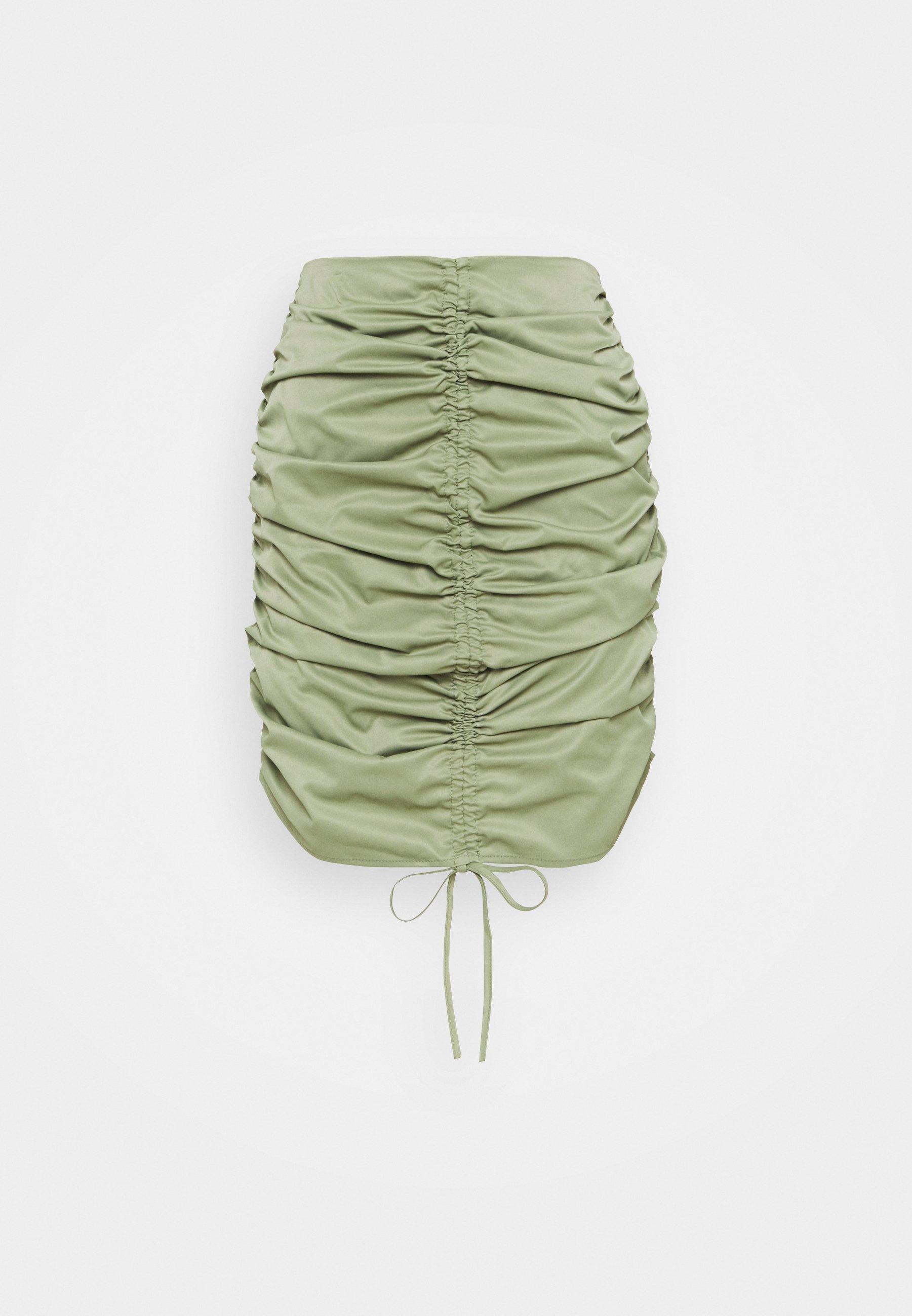 Women RUCHED SKIRT - Mini skirt