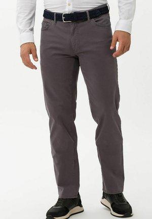 STYLE CADIZ - Straight leg jeans - silver