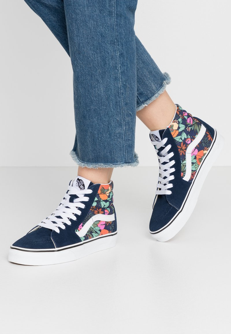 Vans - SK8 - High-top trainers - dress blues/true white