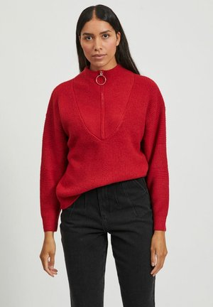 Pullover - jester red