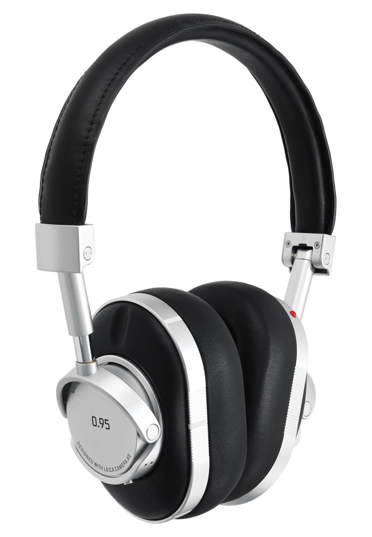 Master & Dynamic MW50 WIRELESS ON-EAR - Casque - leica silver