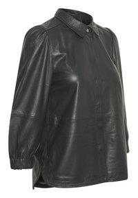 Part Two - FREYJAPW - Button-down blouse - black - 7