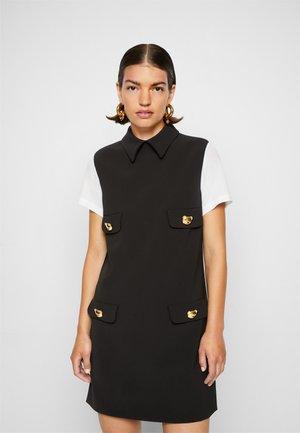 UNITARD - Shift dress - black