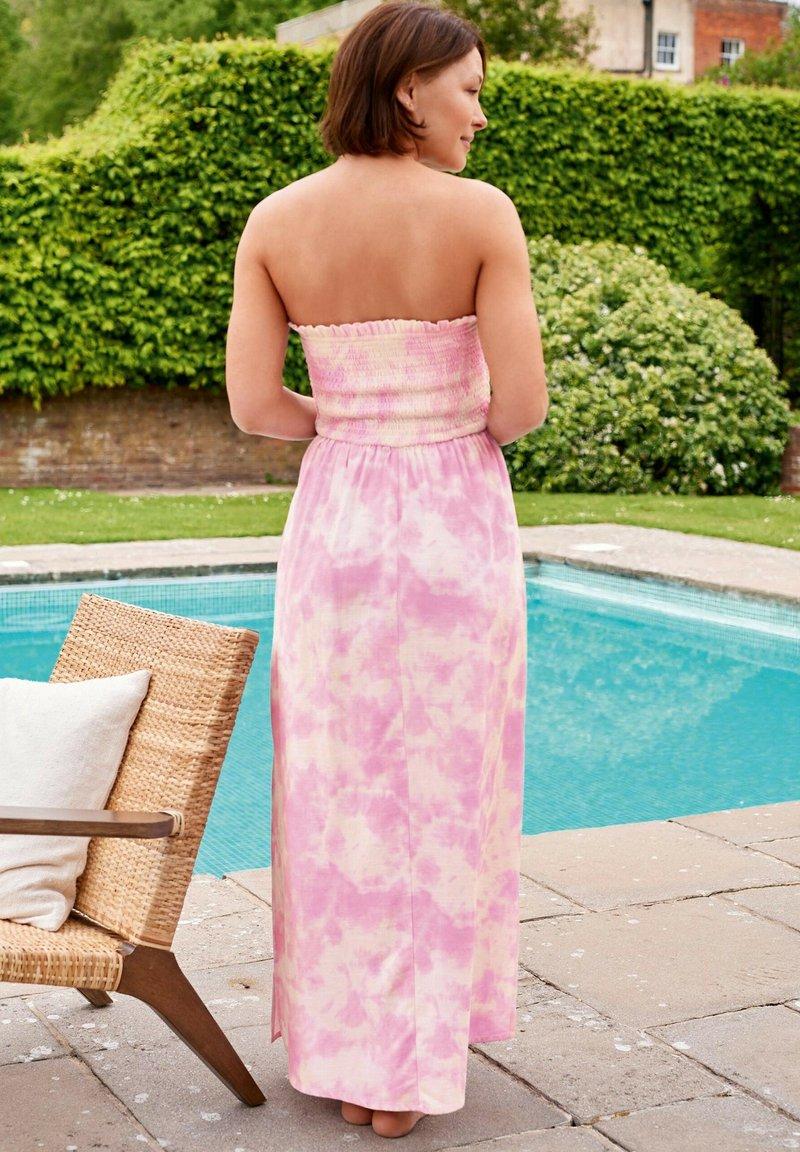 Next - EMMA WILLIS BANDEAU  - Maxi dress - pink