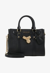 MICHAEL Michael Kors - NOUVEAU HAMILTON SATCHEL - Handbag - black - 5