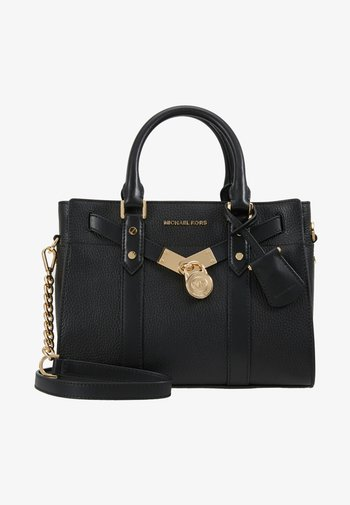 NOUVEAU HAMILTON SATCHEL - Handbag - black