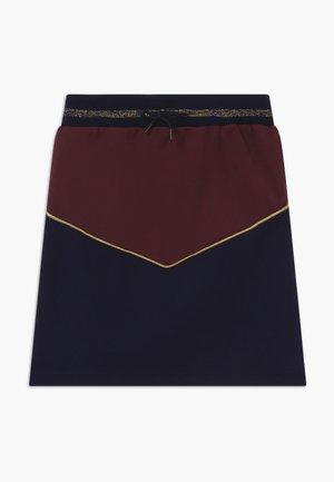 ROSA - A-snit nederdel/ A-formede nederdele - navy blazer