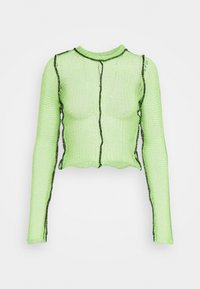 The Ragged Priest - LIME SHEER BLACK SEAMS - Jumper - lime - 5