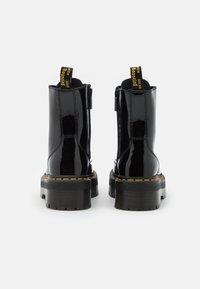 Dr. Martens - JADON - Platform ankle boots - black - 3