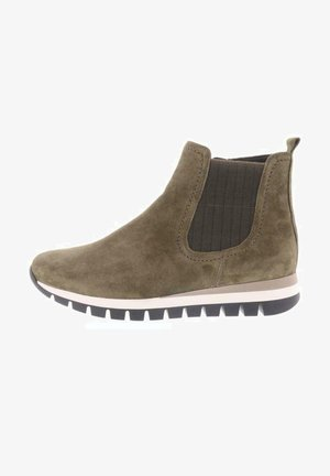 Ankle Boot - olive