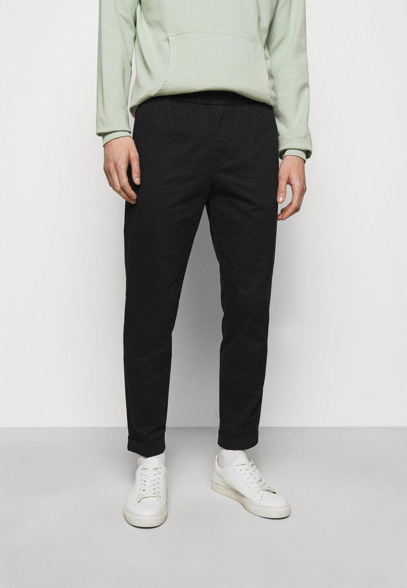 Filippa K - TERRY TROUSER - Kalhoty - black