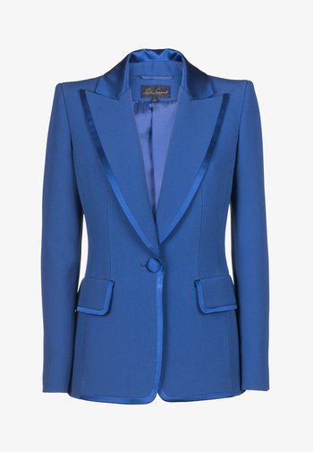 SENESI - Blazer - blu/blu