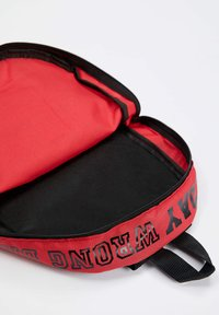 DeFacto - Zaino - red - 3
