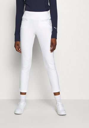 PANT - Pantaloni - bright white