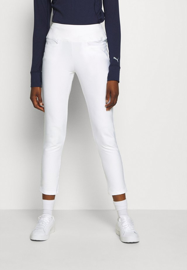 PANT - Bukse - bright white