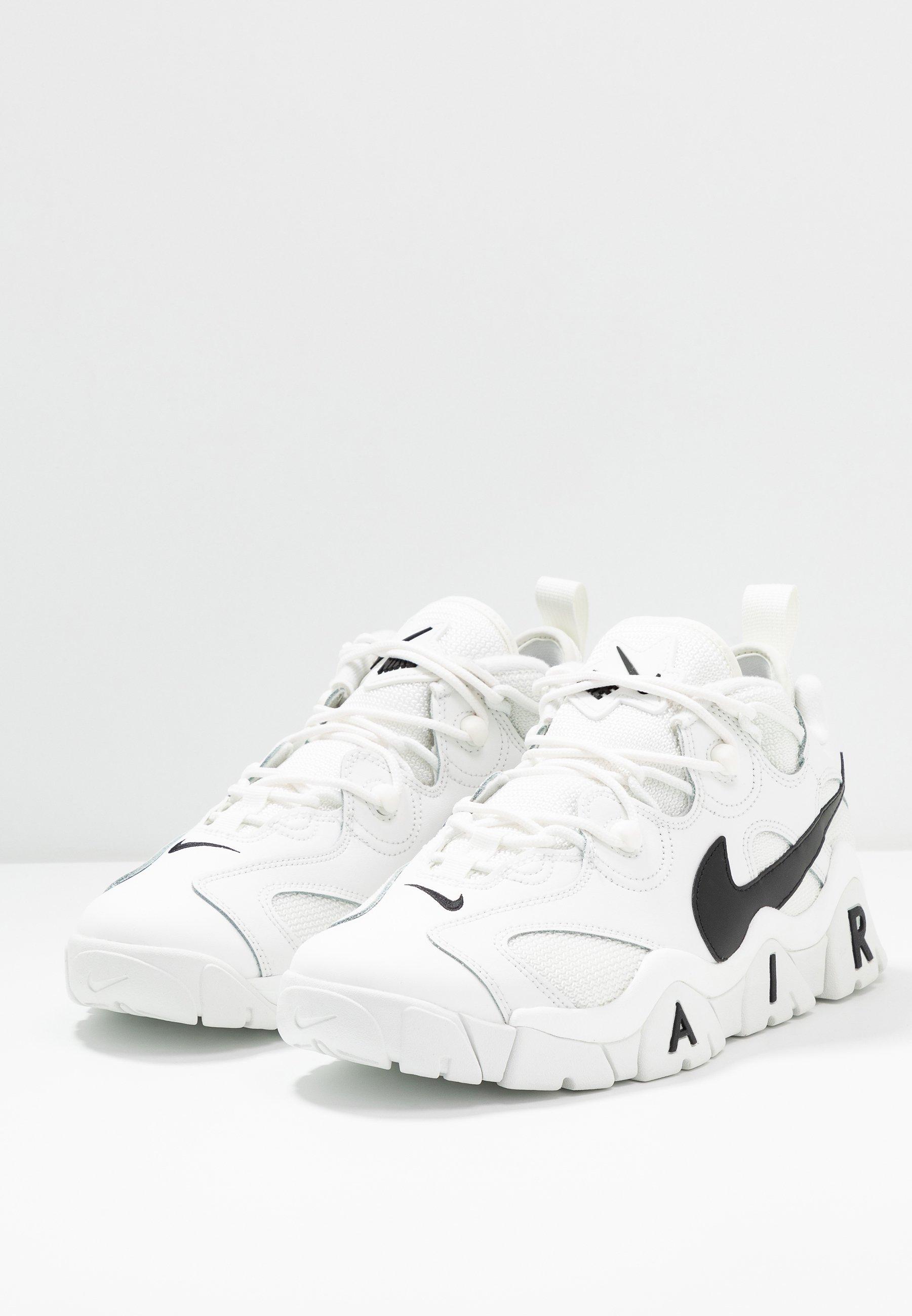 Geringster Preis Nike Sportswear AIR BARRAGE - Sneaker low - summit white/black | Damenbekleidung 2020