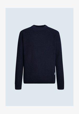 ANGELO - Pullover - deepsea blau