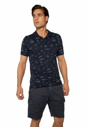 FLOCKTON - Poloshirt - ground blue
