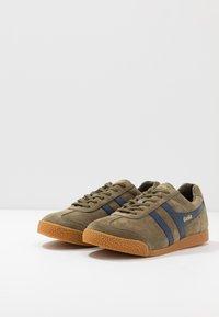 Gola - HARRIER - Sneakers - khaki/navy - 2