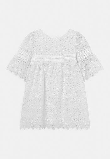 BIBERNELLE - Day dress - snow white