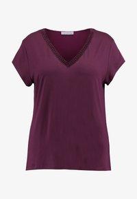 Anna Field Curvy - T-shirts print - purple potion - 4