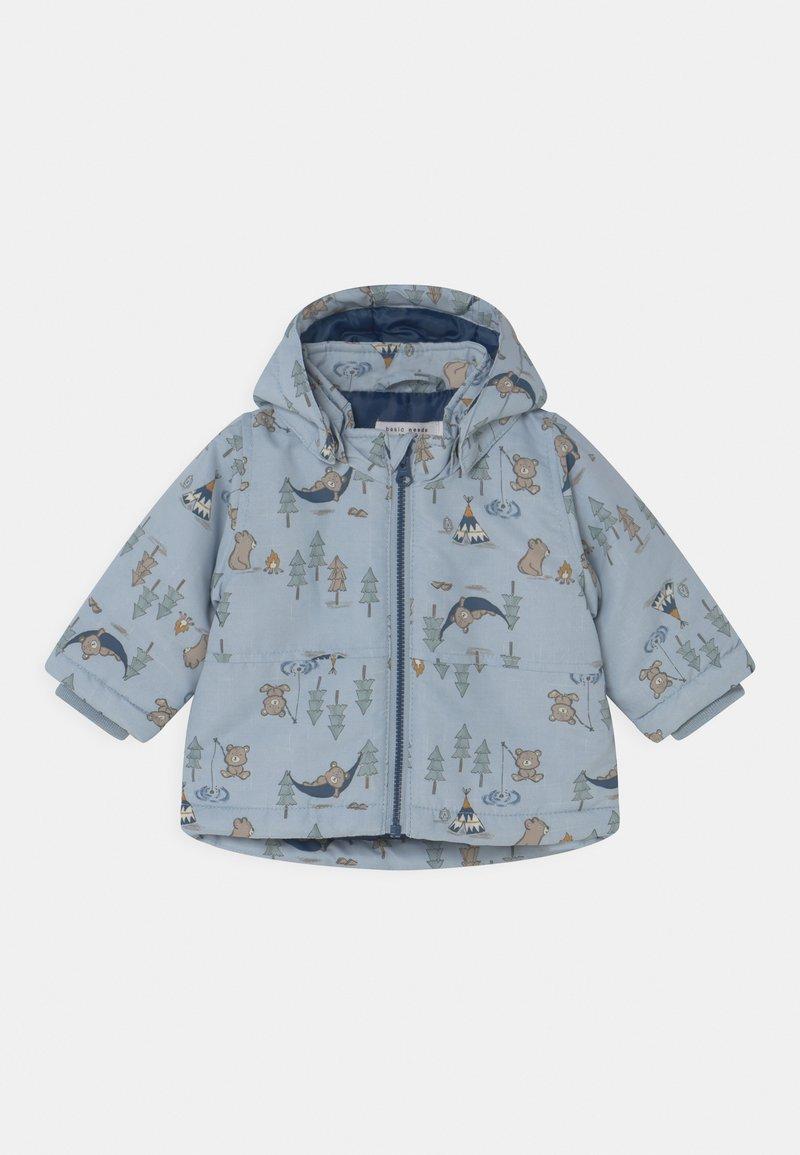 Name it - NBMMAX WOODS - Winter jacket - blue fog