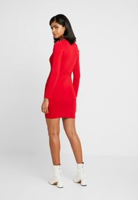 Morgan - Shift dress - ruby - 2