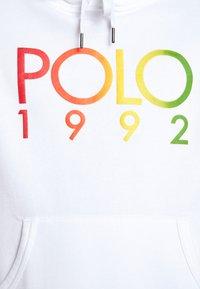 Polo Ralph Lauren - MAGIC - Sweat à capuche - white - 7