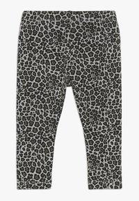 Name it - NBFLALA - Leggings - Trousers - grey melange - 1