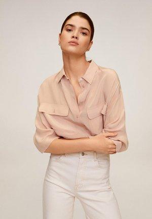 TINA - Koszula - rosa
