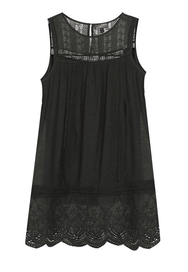 Sukienka koktajlowa - taupe
