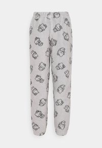 NEW girl ORDER - Tracksuit bottoms - grey - 1