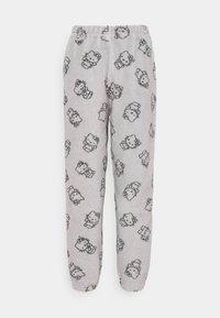 NEW girl ORDER - Pantalones deportivos - grey - 1