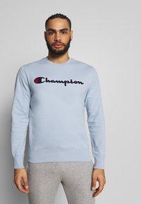 Champion - ROCHESTER CREWNECK  - Collegepaita - light blue - 0