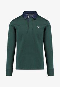 GANT - THE ORIGINAL HEAVY RUGGER - Polo shirt - green - 0
